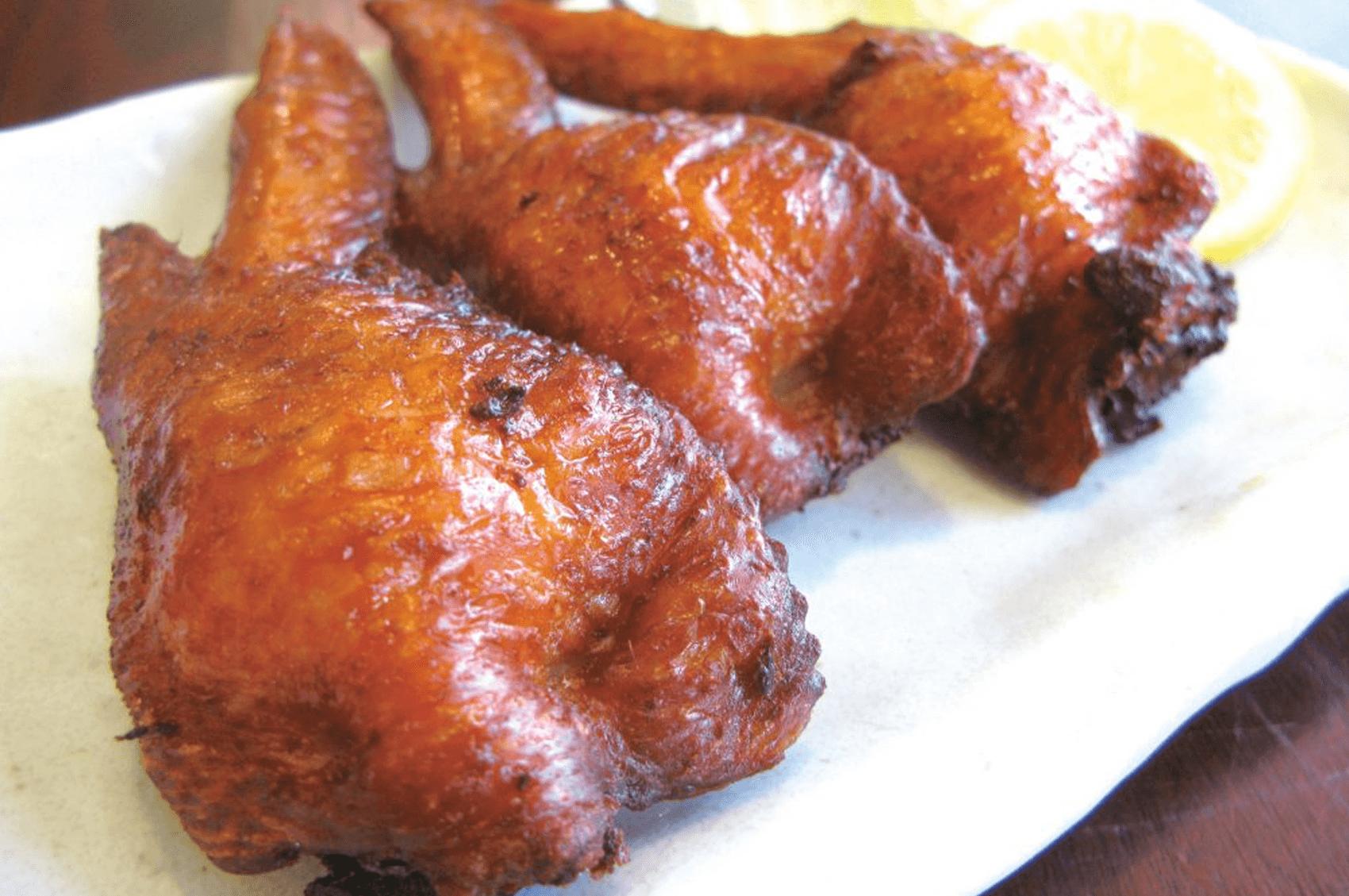 羽喰怪鳥料理